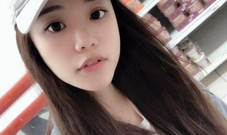 台北外送茶天菜系,超可愛正妹萱萱